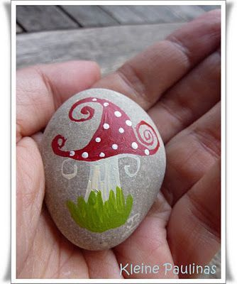 √ 50 Best Rock Painting Ideas, Weapon to Wreck Your Boring Time #bemaltekieselsteine