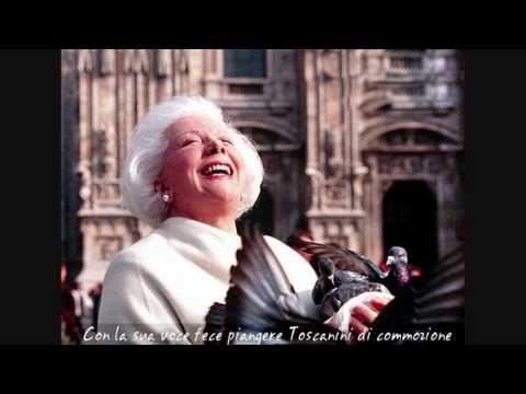 """GIULIETTA SIMIONATO SINGS """" ACERBA VOLUTTÀ, DOLCE TORTURA """""""