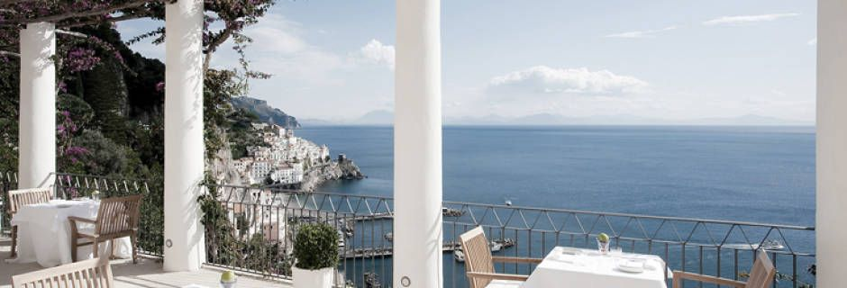 Grand Hotel Convento Di Amalfi - A hotel featured by Kuoni Travel for Amalfi holidays
