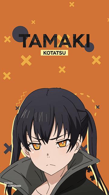Fire Force Tamaki Wallpaper : force, tamaki, wallpaper, Tamaki, Kotatsu, Force, Wallpaper, Korigengi, Anime, Source, Shinra, Kusakabe,, Wallpaper,
