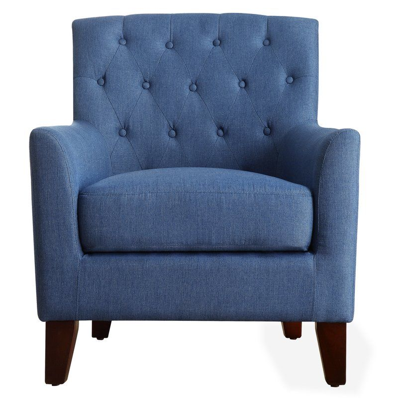 Kilmersdon Tufted Armchair Reviews Allmodern Armchair Accent Chairs Furniture