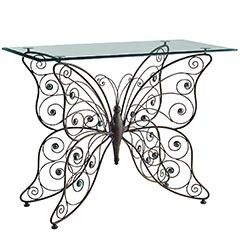 Superb Butterfly Console Table From Pier 1. I Have This And Itu0027s Absolutely  Gorgeous!