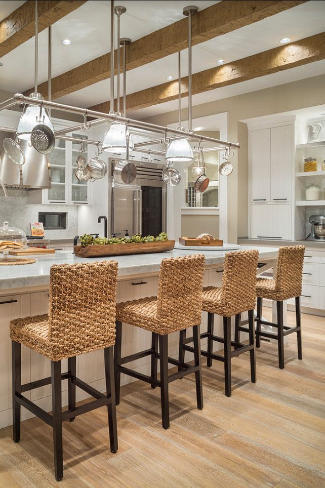 Wicker Bar Stools For Kitchen