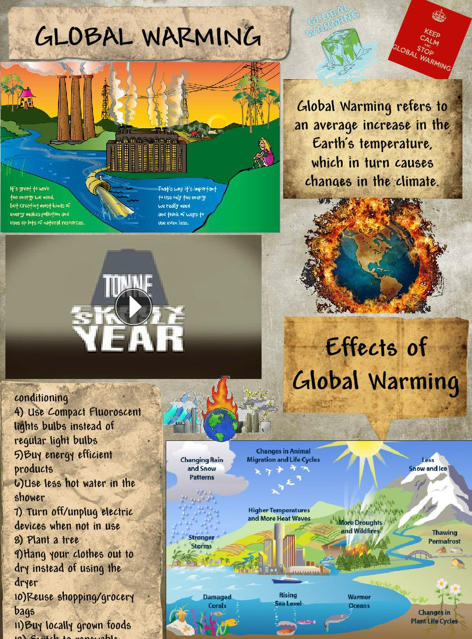 Global Warming Effect Of Fact Project Essay On And It Effects