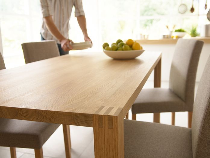 Esstisch Ascoli 180x90 cm, 76 cm hoch, Eiche Nest Pinterest Nest - küchentische und stühle