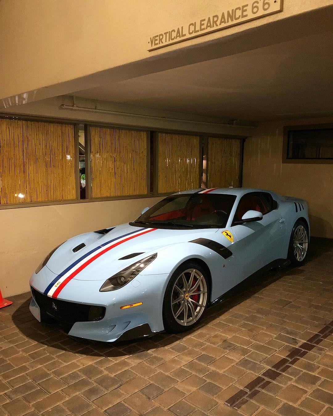 Such A Clean Spec Ferrari F12tdf Theluxuriouscars Thanks To Focus On Cars Ferrari F12berlinetta Ferrari Ferrari F12 Tdf