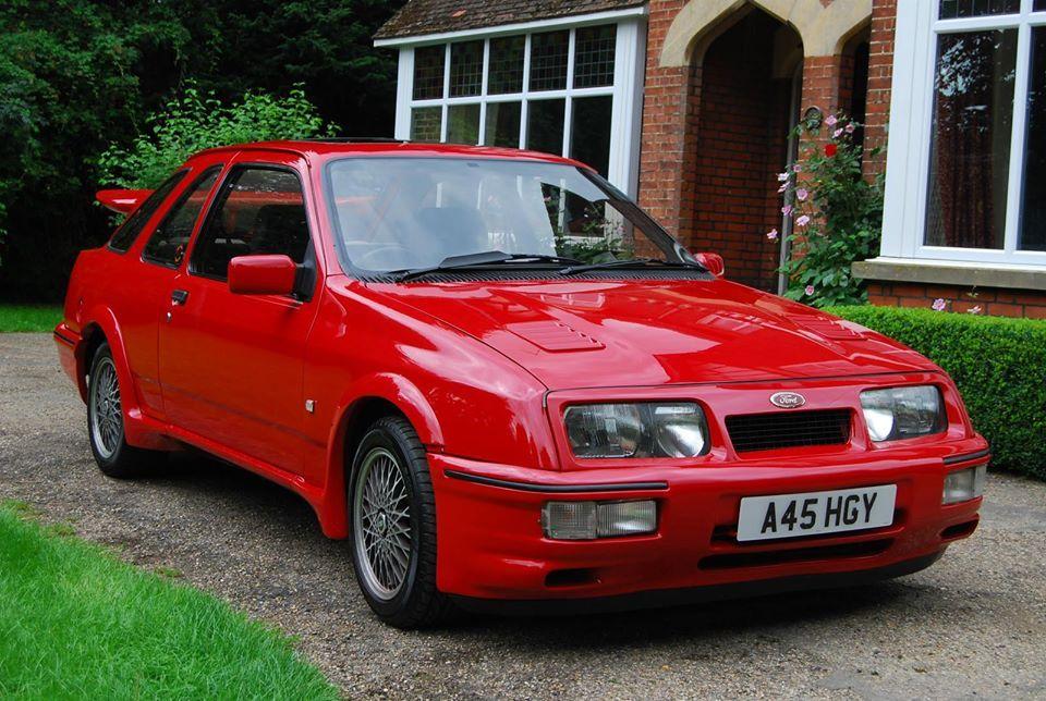 Ford Sierra Rs Cosworth Ford Sierra Ford Bmw