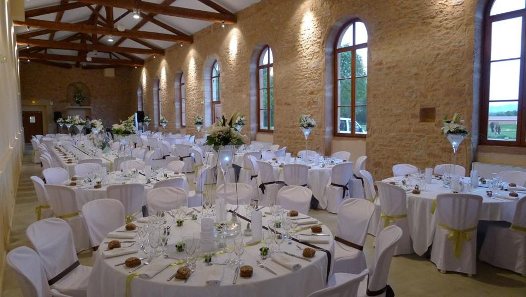 decoration salle mariage lyon