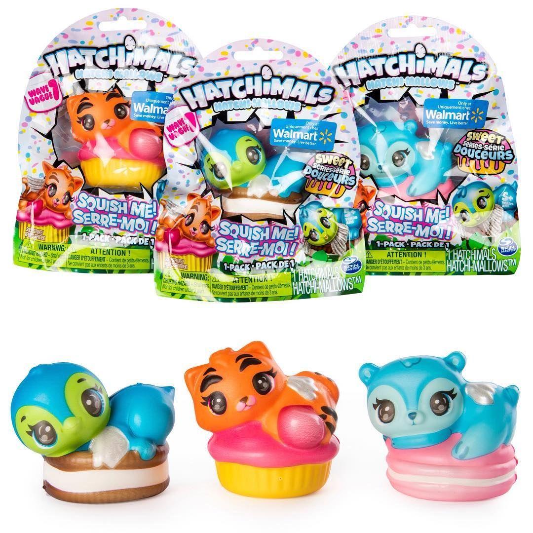 Hatchimals Squishies Exclusive To Walmart Hatchimals