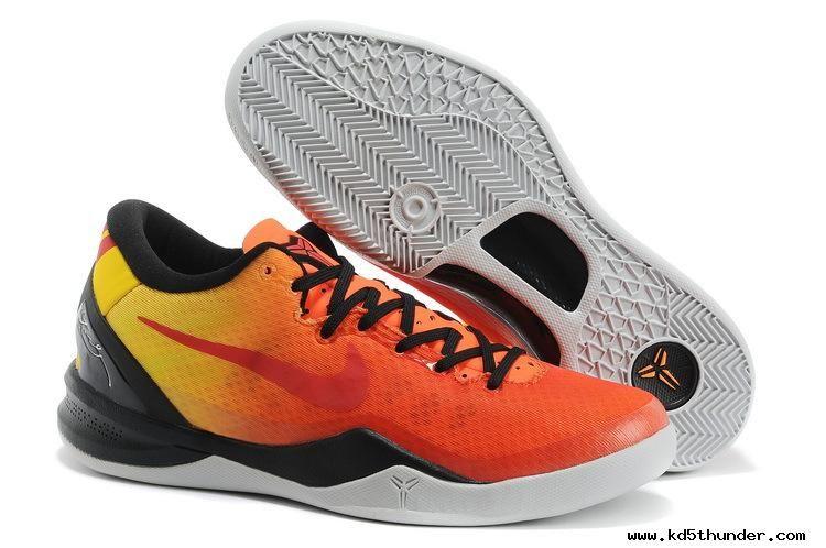 Nike Kobe 8 VIII System GC 555286 332 Sunset Glow Sale Online