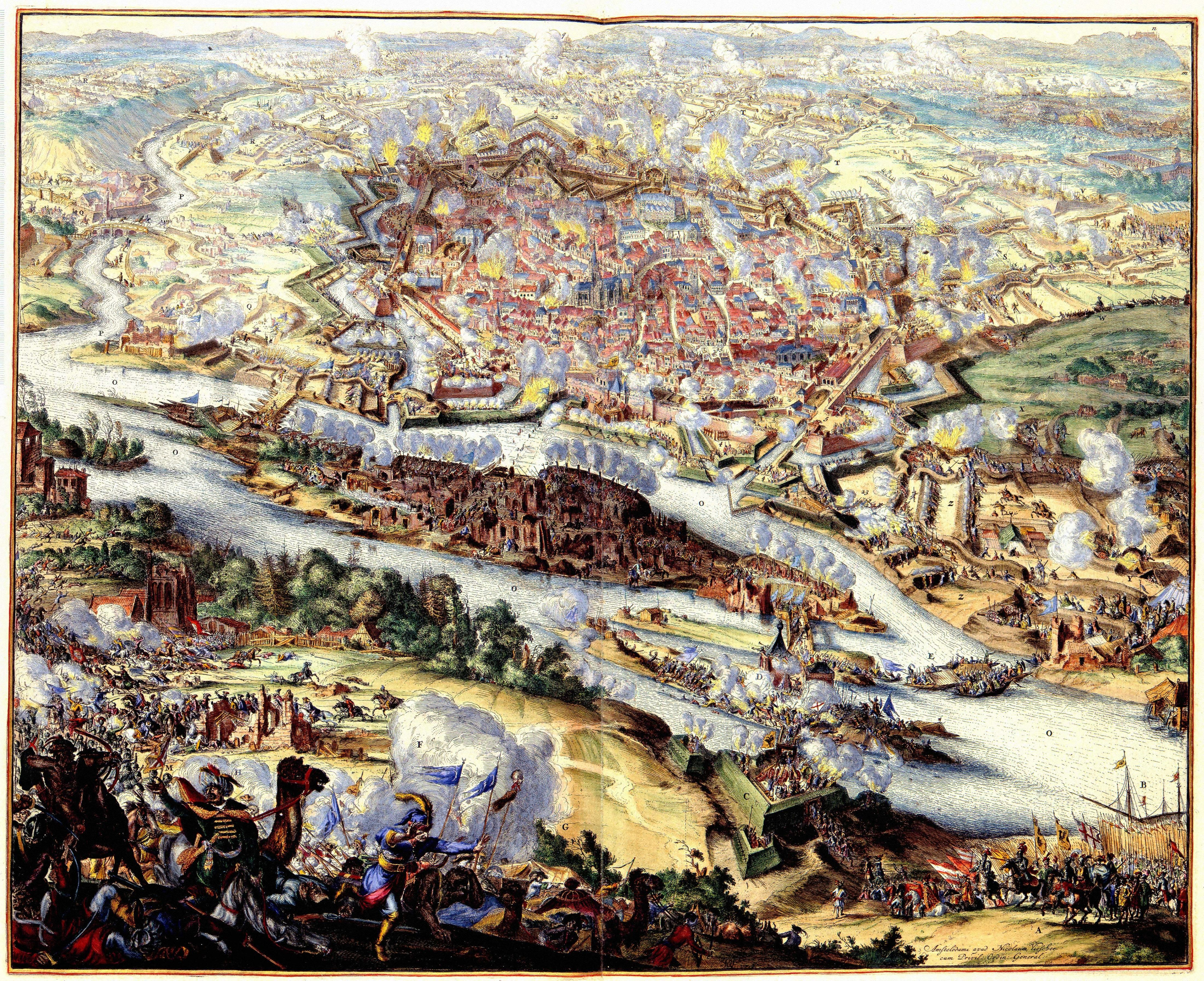 Ottoman Siege Of Vienna 1683 Google Search Early Modern History