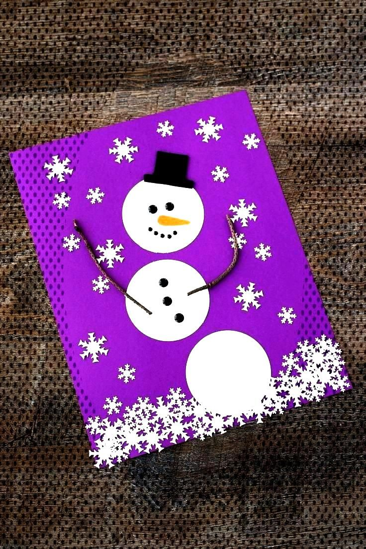 The Happiest Paper Snowman Craft for Kids | Fireflies and Mud Pies - ...