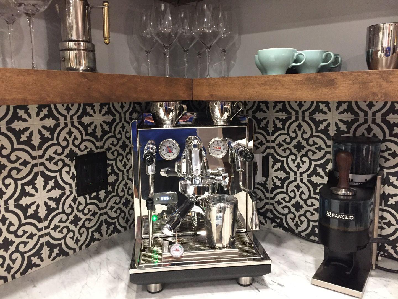 Ecm synchronika dual boiler espresso machine kaffee