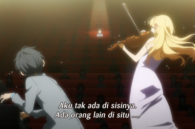 Shigatsu Wa Kimi No Uso Episode 6 Subtitle Indonesia