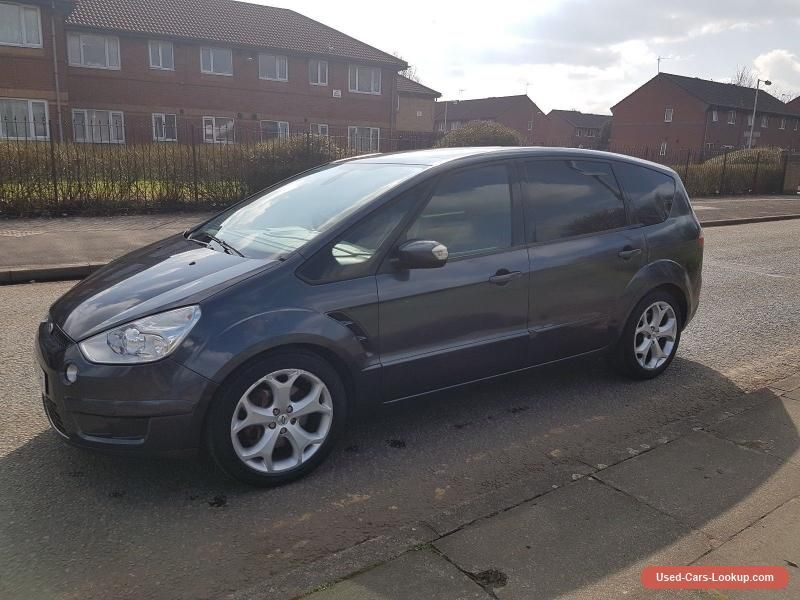 Car For Sale Ford S Max 2 5 Turbo Titanium With Panoramic Roof