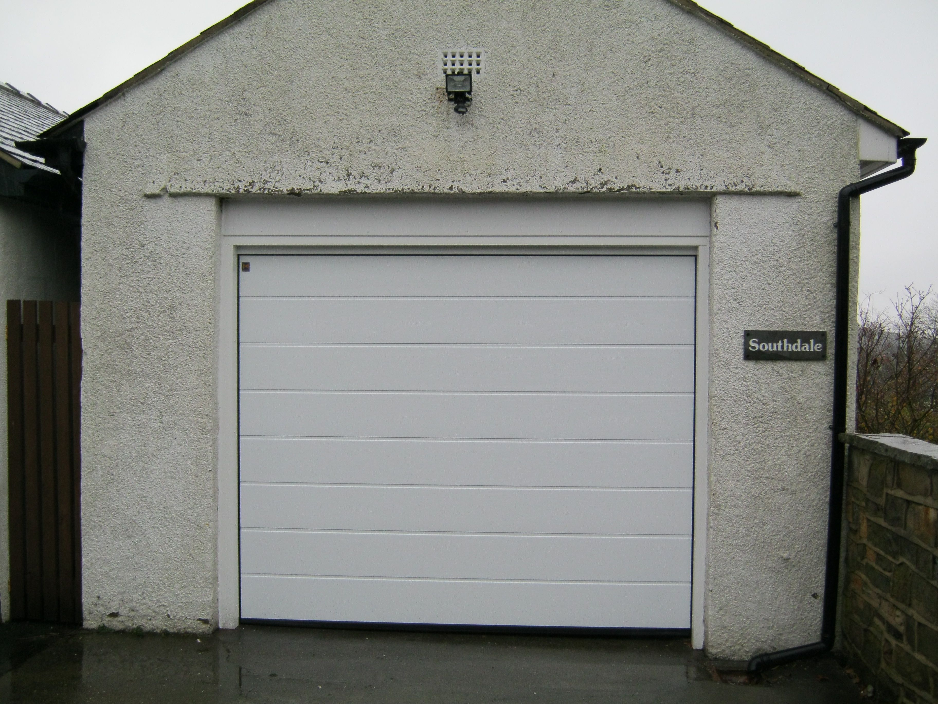 turned to seems have doors with in that door max insulation i good blog opener finished the out some blue garage decades it think looking for pretty diy and old are helped cold product