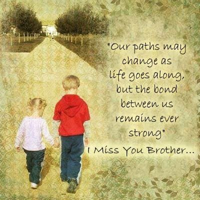 Birthday Quotes For Elder Brother From Sister Quotes Brother