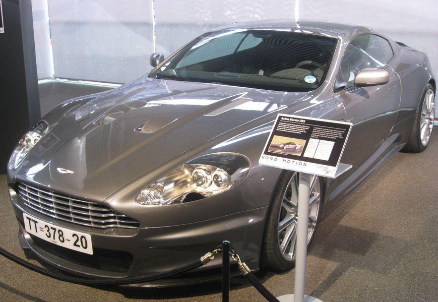 Aston Martin Dbs V12 Casino Royale 2006 Casino Night