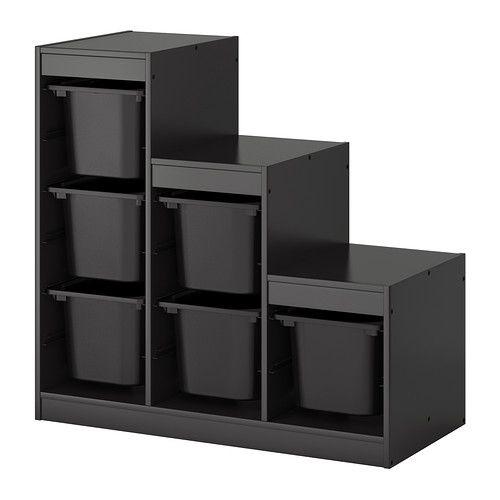 Opbergkast Trofast Ikea.Us Furniture And Home Furnishings Childrens Storage