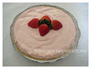 Frozen Lemonade Pie Recipe | Sweet Treat | Frozen Dessert #frozenlemonade