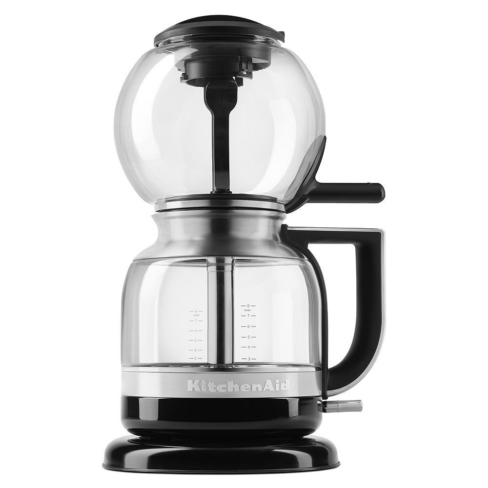 Kitchenaid Kcm0812ob Siphon 8 Cup Manual Coffee Brewer