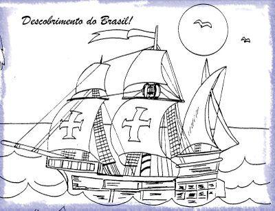 Descobrimento Do Brasil Atividades Em 2020 Descobrimento