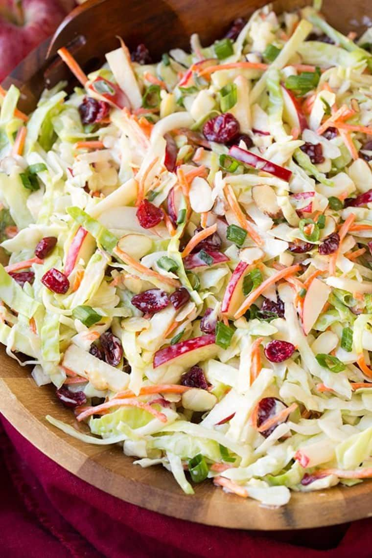 This Is the Most Popular Slaw Recipe on Pinterest | Kitchn