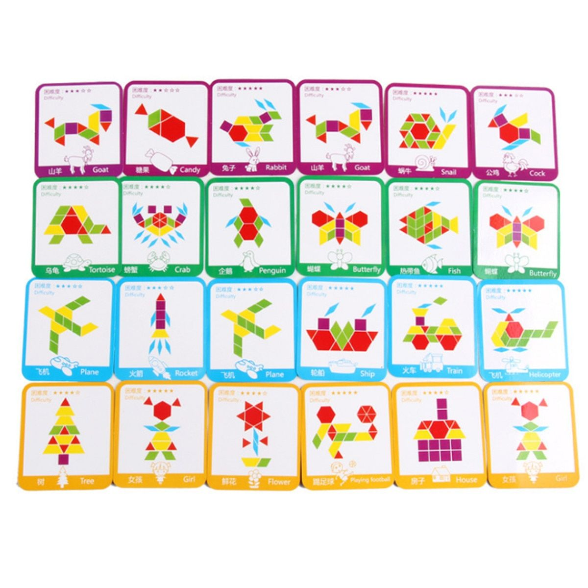 Puzzles Cheap Puzzles 155pcs Montessori Wooden Jigsaw