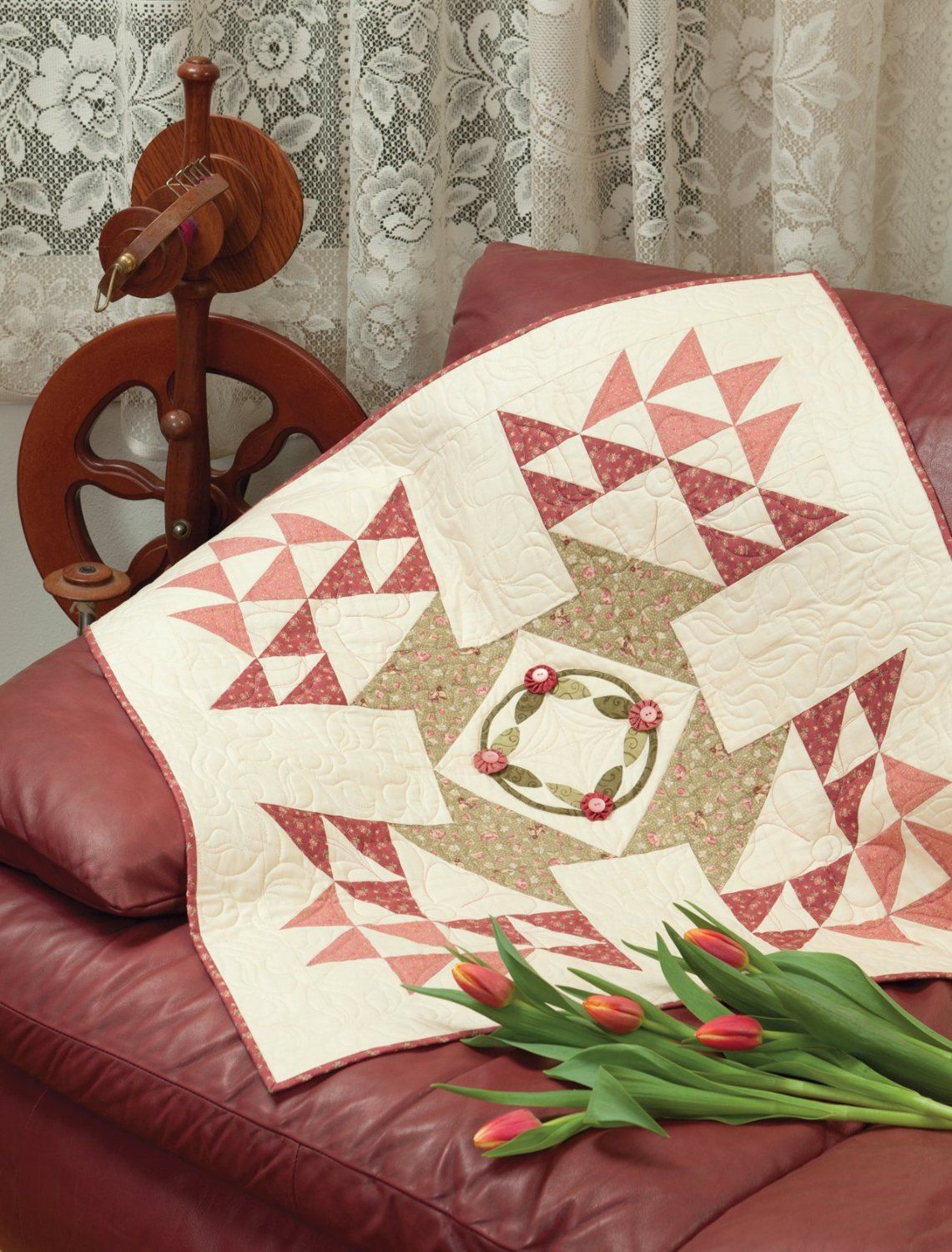 Homestyle Quilts: Simple Patterns and Savory Recipes ...