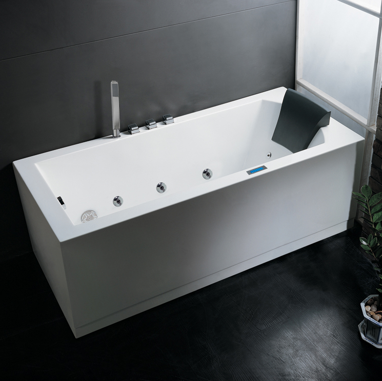 Ariel   Platinum AM154JDTSZ Whirlpool Bathtub   Small Whirlpool ...