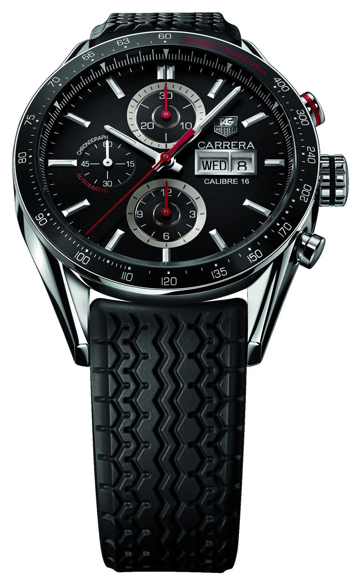 dfec3b95dbbea TAG Heuer Carrera, Monaco Grand Prix Watches limited edition   Tag ...