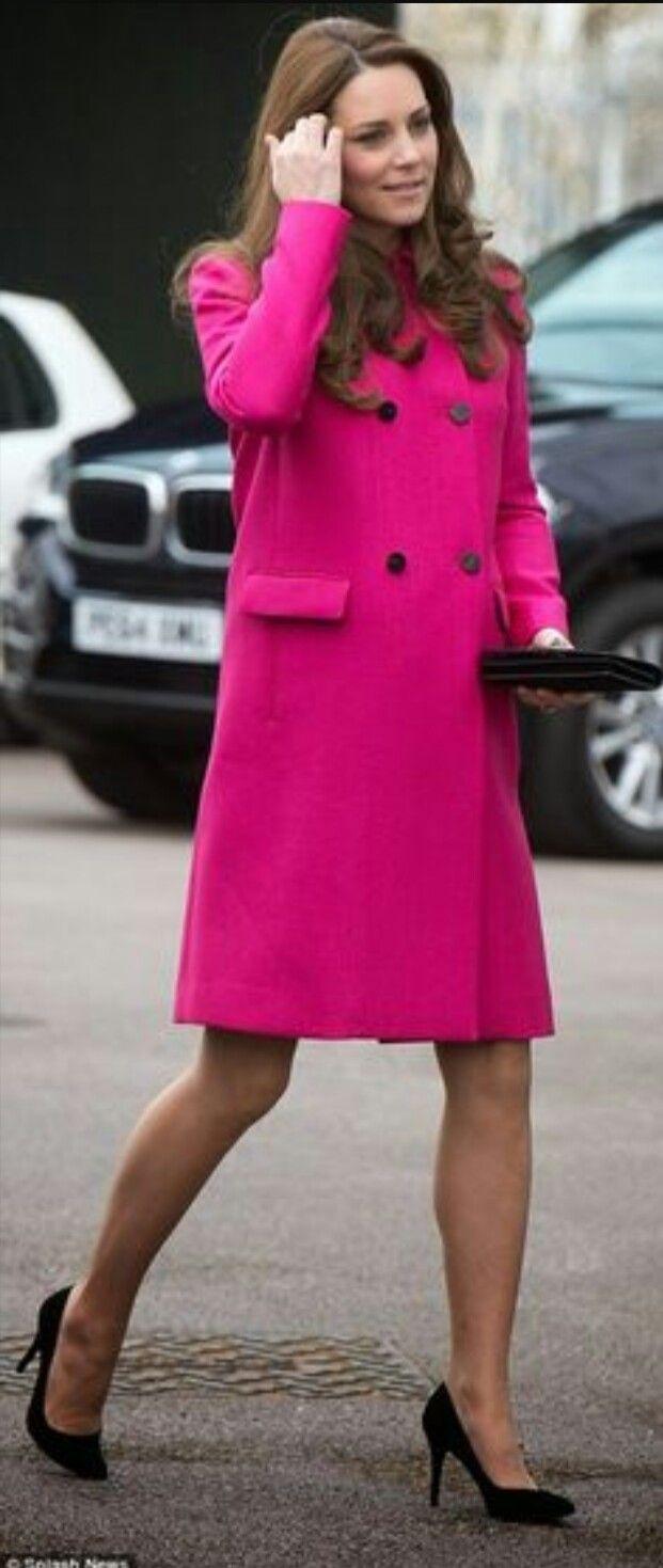 Pink Duches of Cambridge (Kate Middleton) | Royalty | Pinterest ...