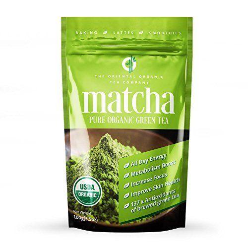 Matcha Green Tea Powder100% Organic