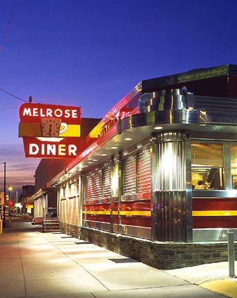 414 Newsfeed Minds Diner Melrose Diner American Diner
