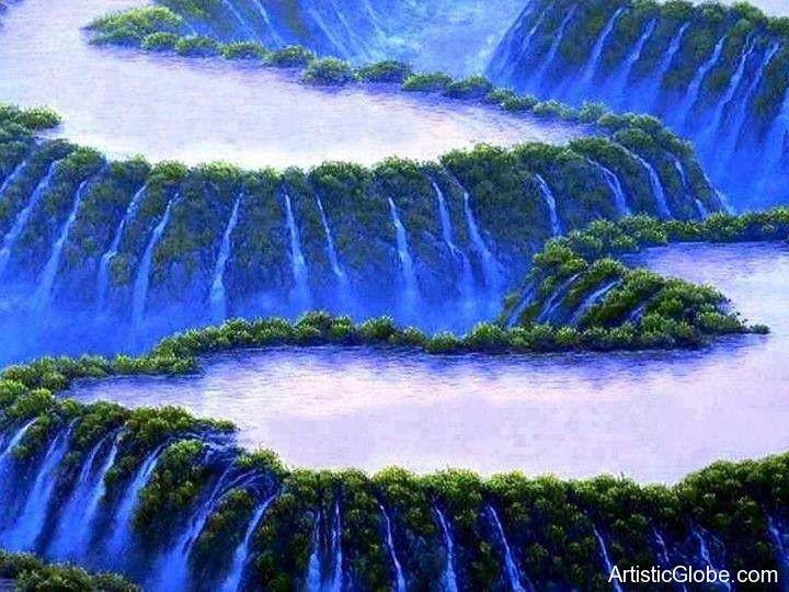 World 39 S Most Beautiful Waterfalls Most Beautiful