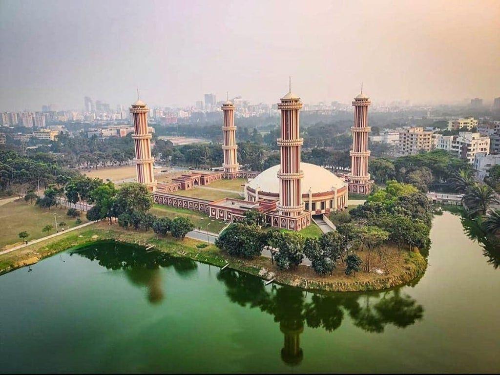 Army Central Mosque Dhaka Bangladesh Muslimculture In 2020 Central Mosque Mosque Dhaka