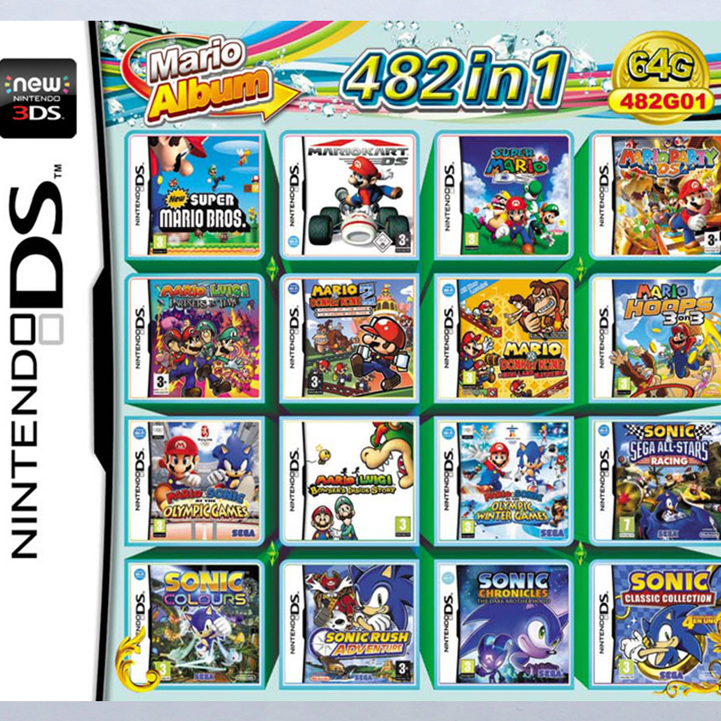Buy 3ds Nds Game Card Nintendo Pokemon Mario Game Nintendo Ds Nintendo Pokemon