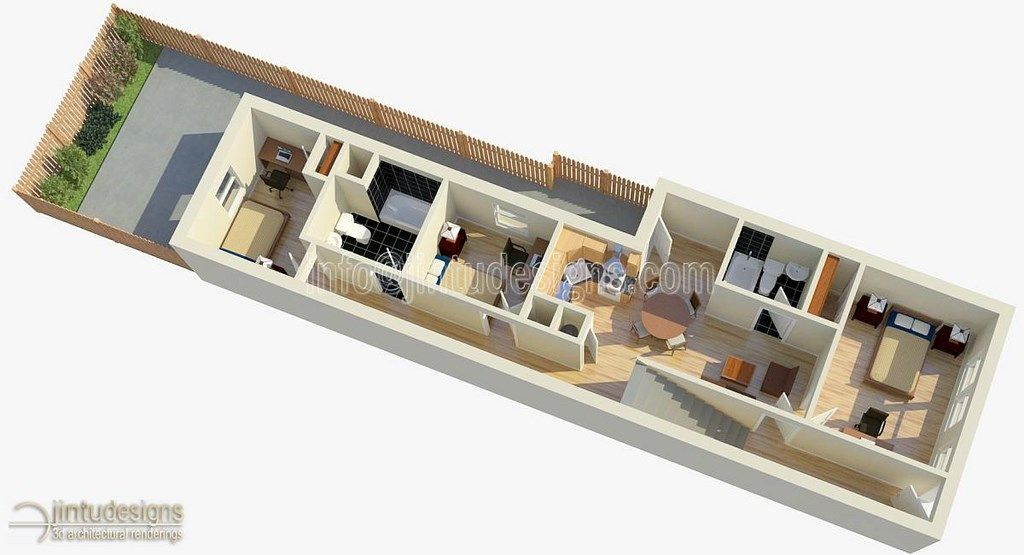 3d Floor Plan | Quality 3d Floor Plan Renderings | PLANOS DE EDIFICIOS |  Pinterest | 3d