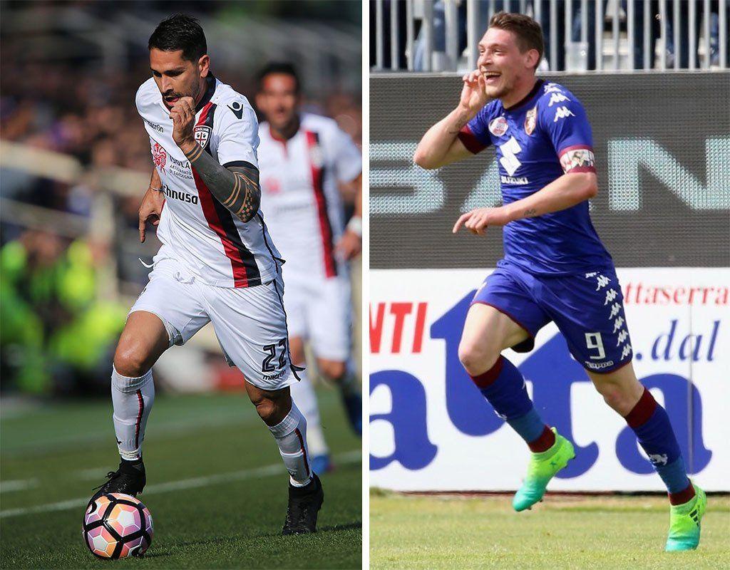 Cagliari-Torino 2-3: Belotti straripante Borriello decisivo fino allinfortunio https://t.co/Ynlfl3lDkB Federico B https://t.co/QHfW7JQCFB