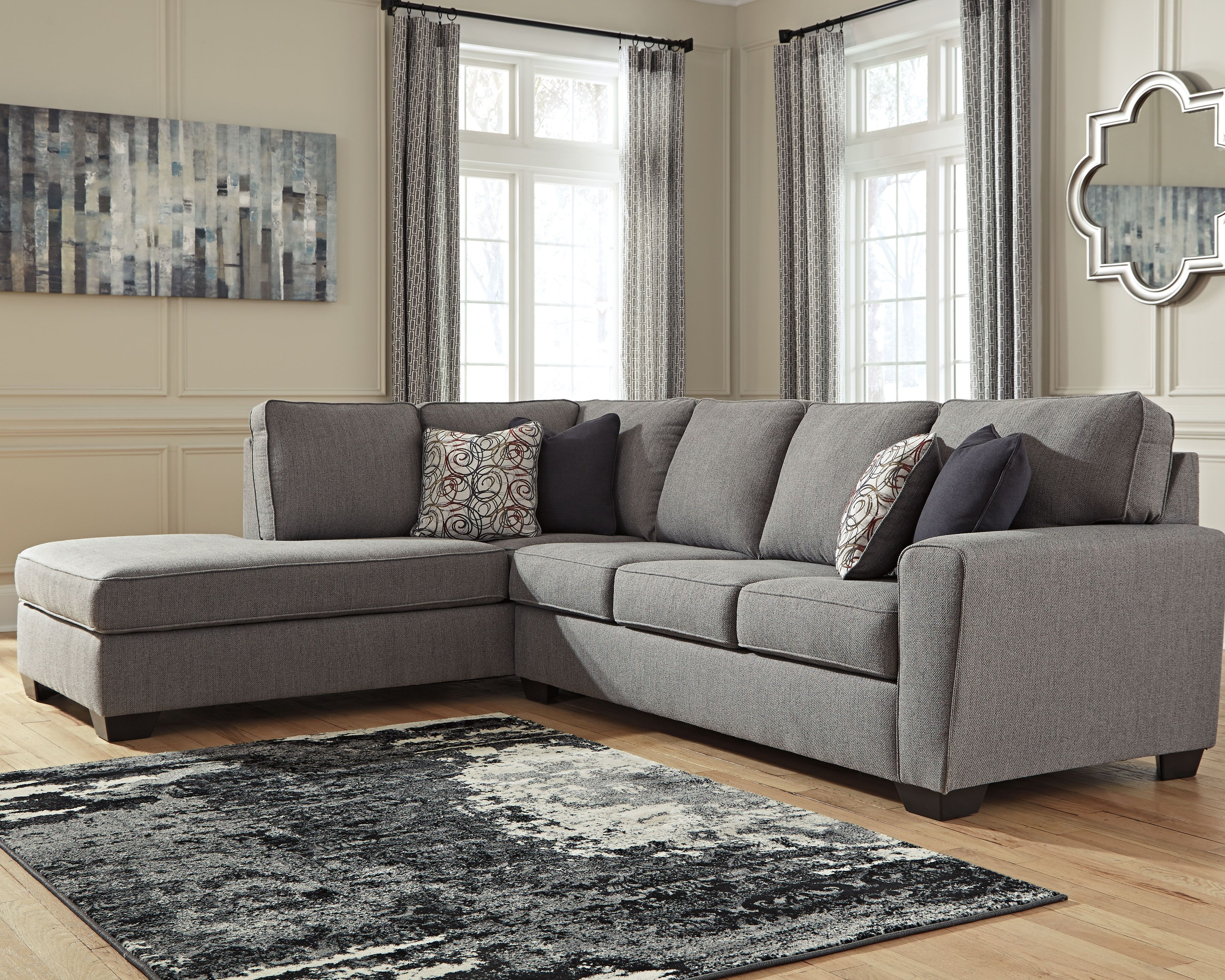 Larusi 2-Piece Sectional with Chaise | Products | Sofa ...