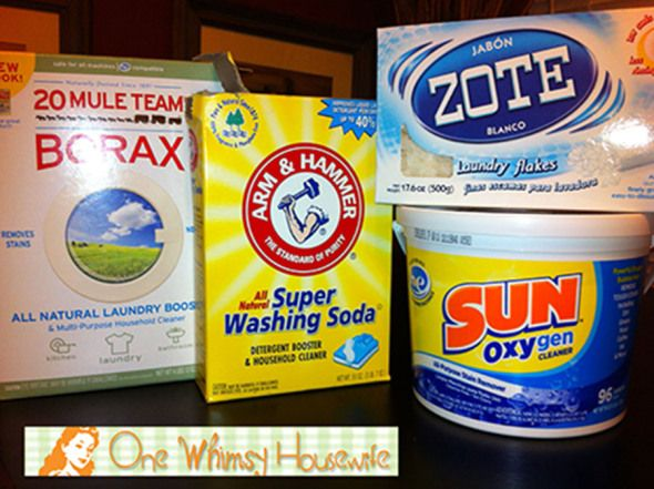 Homemade Laundry Soap For Sensitive Skin Or Any Type Of Skin