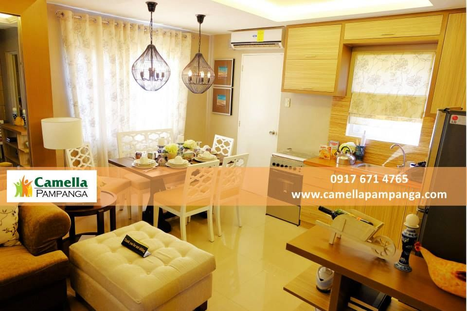 Carmela Has A Floor Area Of 65 Square Meters And A Lot Area Of 99