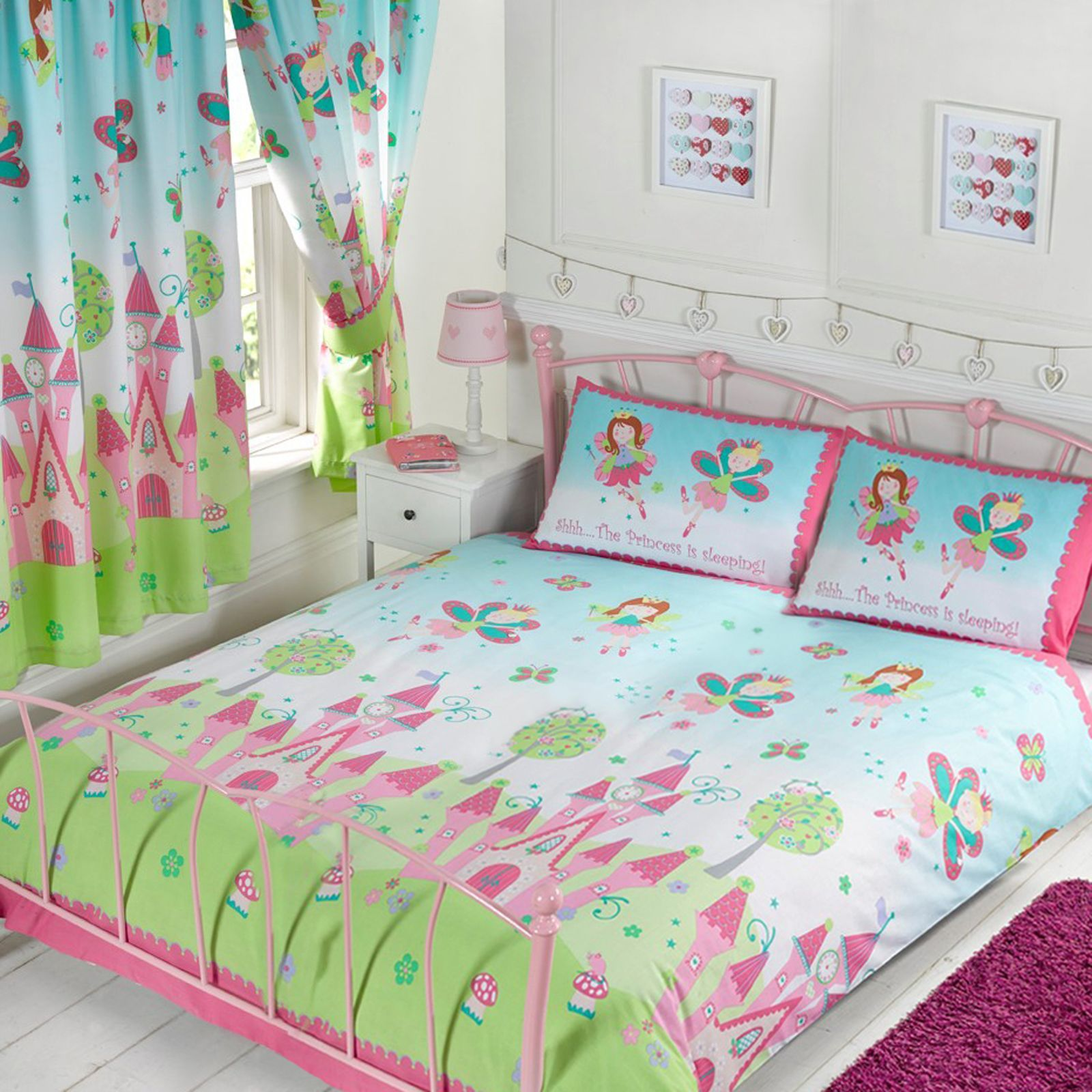 Full Duvet Set   Fairy and Princess Bedding   Pinterest   Fairy ... : double bed quilt - Adamdwight.com