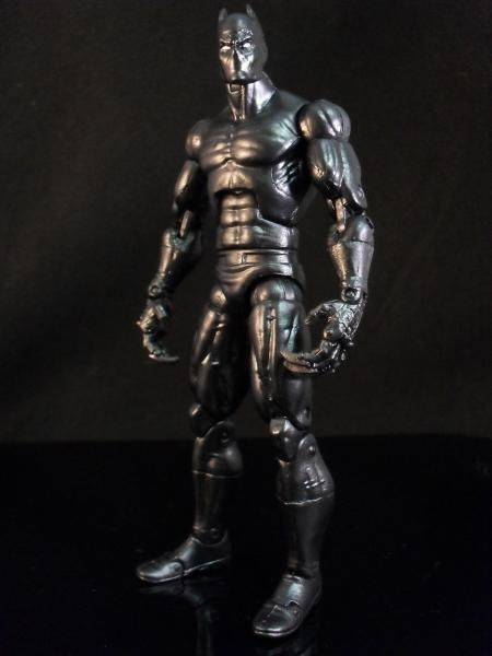 Ultimate Black Panther (Marvel Legends) Custom Action Figure