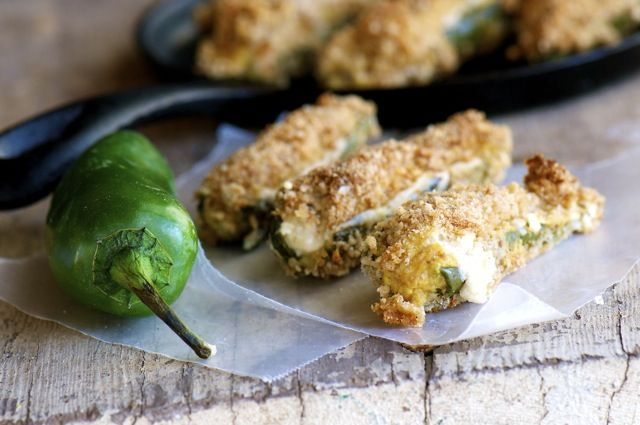 Baked Jalapeno Poppers by Namely Marly