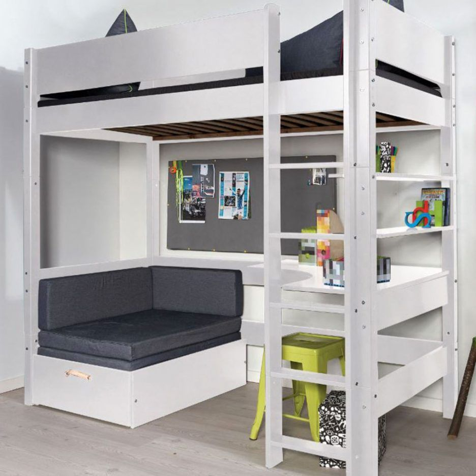 image result for hochbett mit schreibtisch schweiz teen bedroom in 2019 loft bunk beds. Black Bedroom Furniture Sets. Home Design Ideas