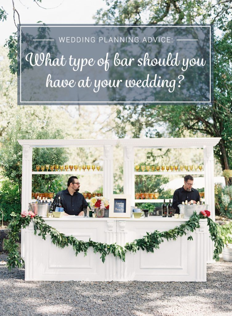 Bridalpulse Wedding Planning Advice Should You Have An Open Bar Cash Or Something