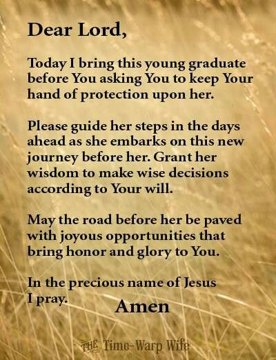 College Graduation Quotes For Daughter: Best 25+ Graduation Prayers Ideas On Pinterest
