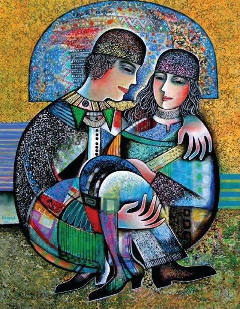 ستار كاووش Middle Eastern Art Arabian Art Artist Painting