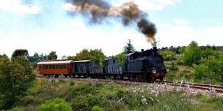 """Domenica 20 ottobre con Shardana Outdoor, a bordo di un antico treno a vapore, percorreremo la vecchia via ferrata che collega Mandas al centro Sardegna passando in mezzo a valli, boschi e paeselli ormai dimenticati....Ci fermeremo a Belvì dove ci attendono: il paese vestito a festa per """"Autunno in Barbagia"""" e una breve ma bella escursione nella Barbagia! #Escursioni #Sardegna #EscursioniSardegna"""